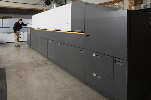 large digital printer