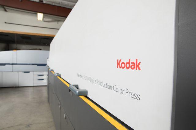 Kodak color printer