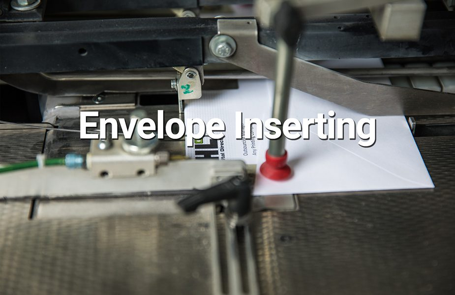 envelope inserting