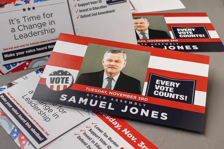 Political Mail