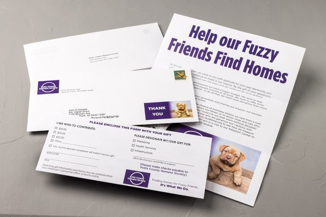 Humane Society Nonprofit Appeal Letter
